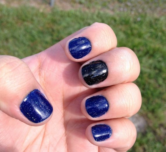 INM — Northern Lights – Hologram Top Coats (Gold and Silver)
