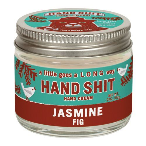 Hand Shit Hand Cream – Jasmine Fig