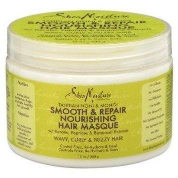 Tahitian Noni and Monoi Smooth and Repair Nourishing Hair Masque