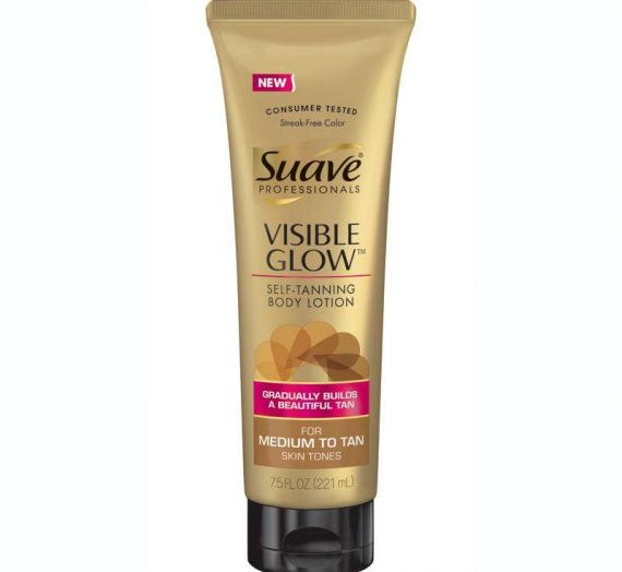 Visible Glow Self-Tanning Body Lotion