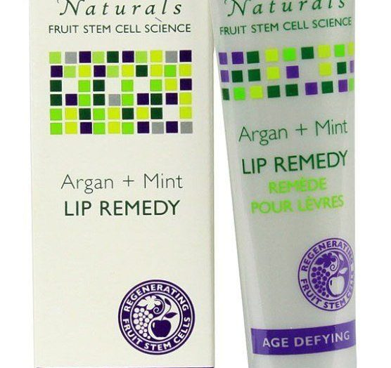 Argan and Mint Lip Remedy