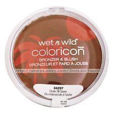 Coloricon Bronzer & Blush