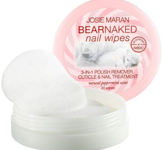 Bear Naked Nail Wipes