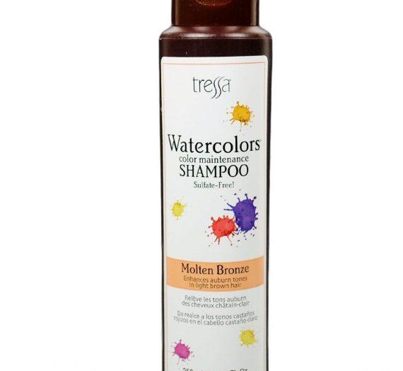 Watercolors Shampoo in Molten Bronze
