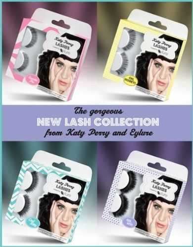 Eylure Katy Perry Lashes