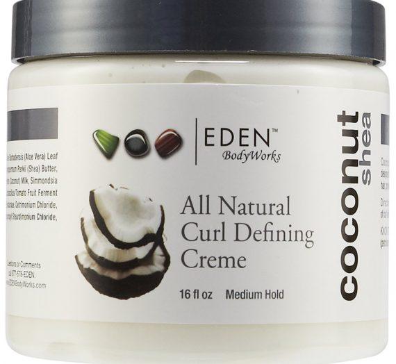 Eden Bodyworks – Coconut Shea All Natural Curl Defining Creme