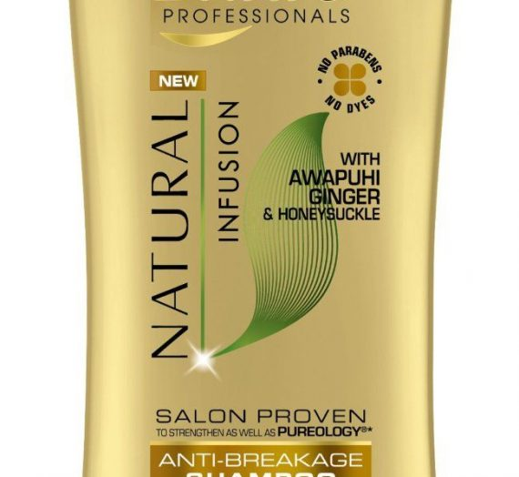 Professionals Natural Infusion Awapuhi Ginger and Honeysuckle Shampoo