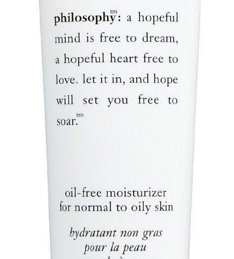 hope in a jar oil-free
