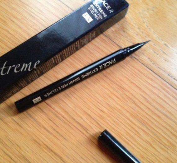 FACE It Extreme Brush Pen Eyeliner