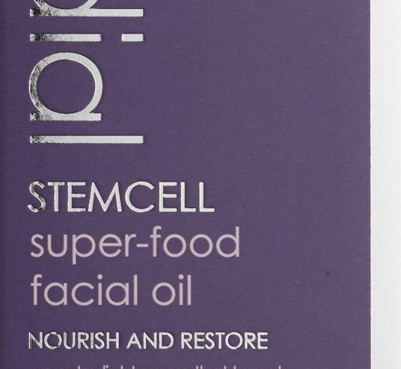 Stemcell super-food facial oil