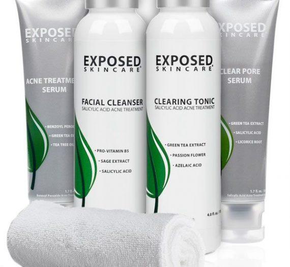 Exposed Skin Care – Acne Treatment Serum