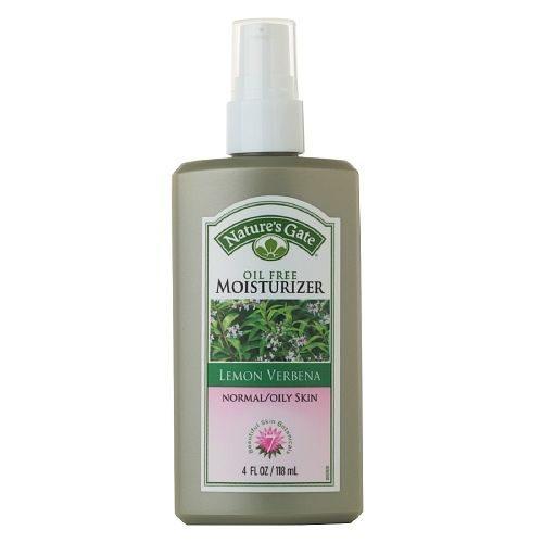 Oil Free Moisturizer Lemon Verbena Normal/Oily Skin