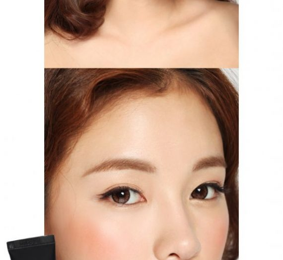 3 CONCEPT EYES CREAM BLUSHER #CORAL