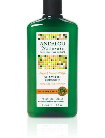 Argan & Sweet Orange Moisture Rich Shampoo