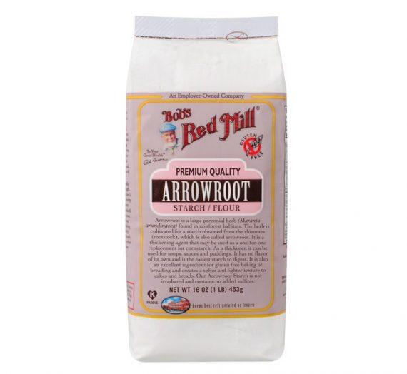 Arrowroot Powder Dry Shampoo