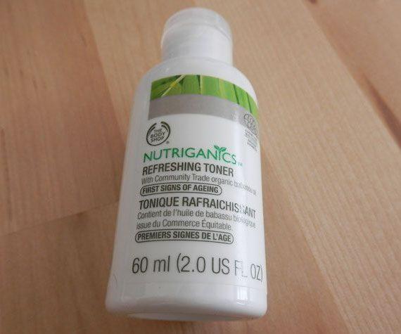 Nutriganics Refreshing Toner