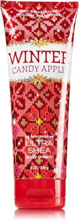 Winter Candy Apple 24 Hour Moisture Ultra Shea Body Cream