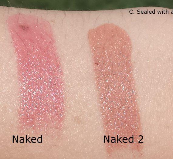 Naked 2 Lipstick