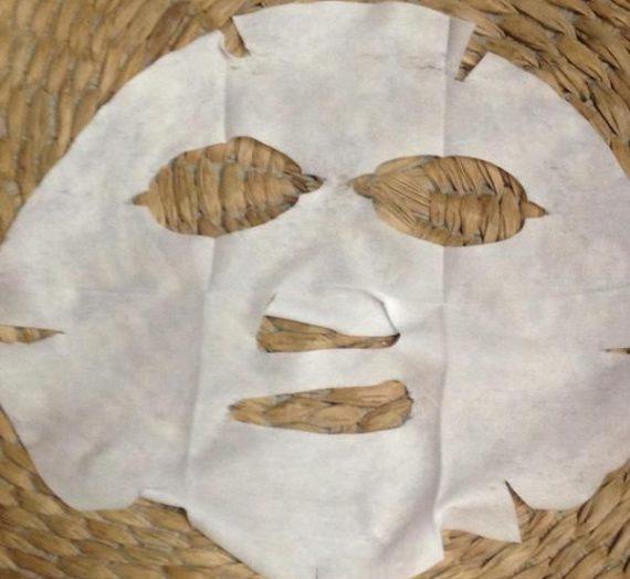 Real Nature Mask Rice Sheet