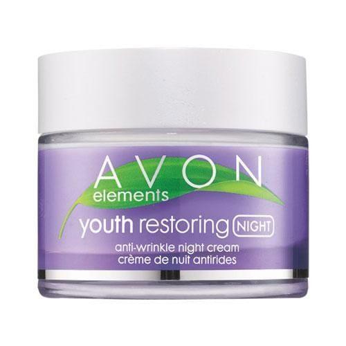 Elements Youth Restoring Anti-Wrinkle Night Cream