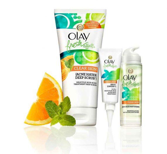 Fresh Effects Clear Skin Spot Zinger