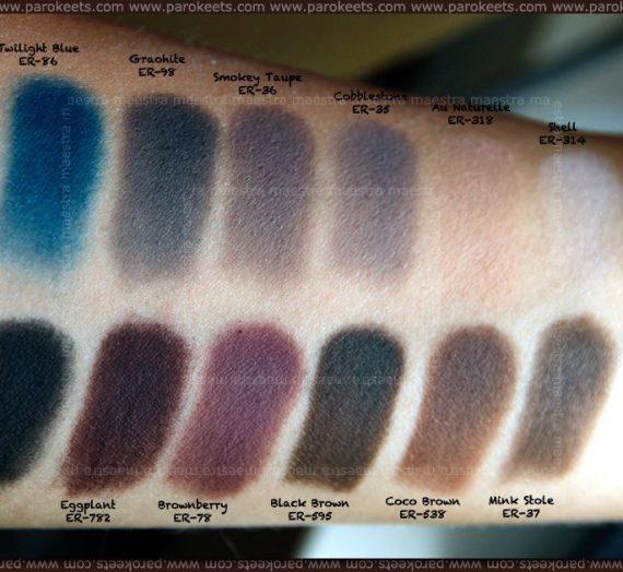 Glam Shadow Palette