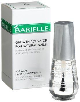 Growth Activator for Natural Nails