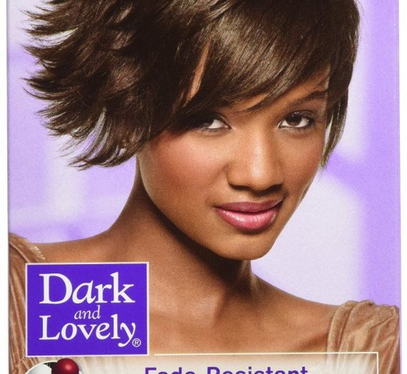 Dark and Lovely Fade-Resistant Rich Conditioning Color