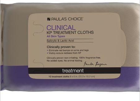 Clinical KP Treatment Cloths