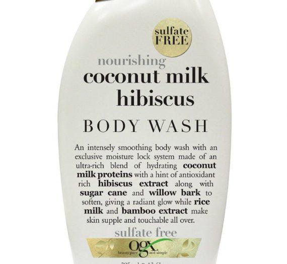Coconut Milk Hibiscus Creamy Body Wash