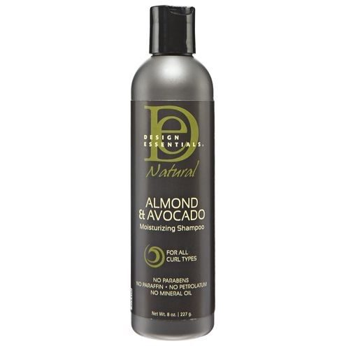 Design Essentials Natural Almond & Avocado Sulfate Free Shampoo