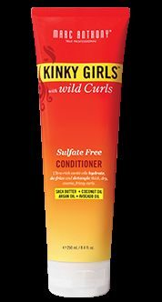 Kinky Girls with Wild Curls Conditioner