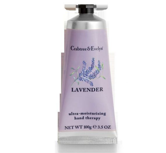 Lavender hand therapy