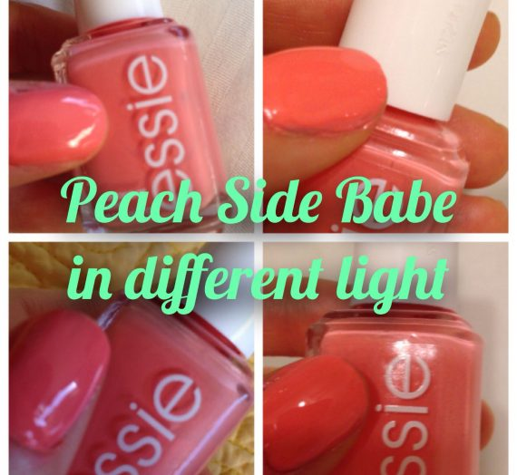 Peach Side Babe