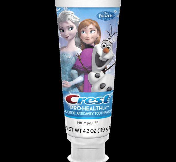 Pro Health Jr Disney Frozen Minty Breeze Toothpaste