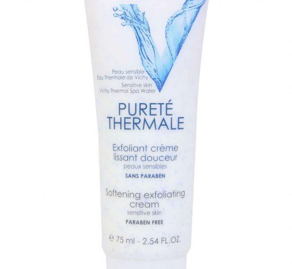 Purete Thermale Softening Exfoliating Cream for Sensitive Skin