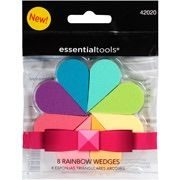 Essential Tools Rainbow Wedges