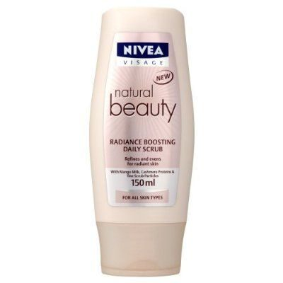 Natural Beauty Radiance Boosting Daily Scrub