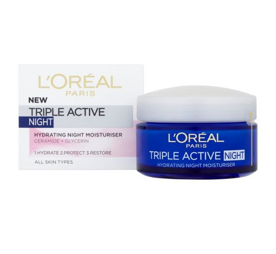 Triple Active Night Moistursier