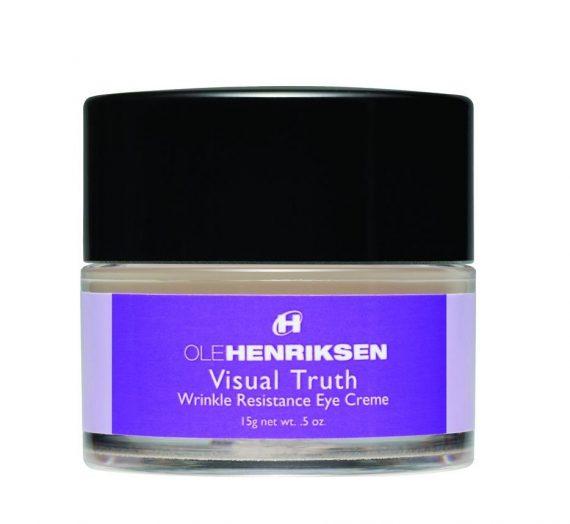 Visual Truth Wrinkle Resistance Eye Cream