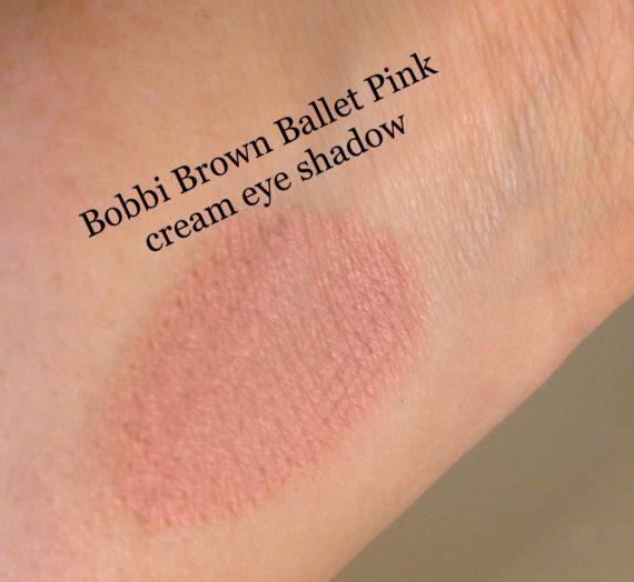 Long Wear Cream Eyeshadow in Ballet Pink