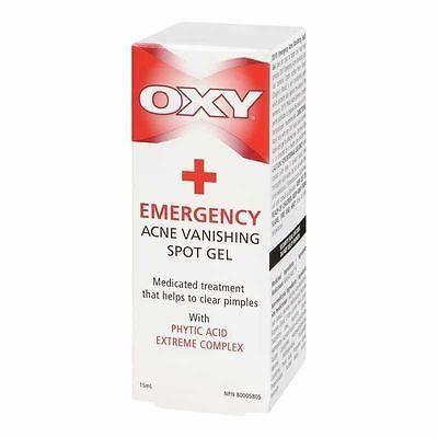 Emergency Acne Vanishing Spot Gel