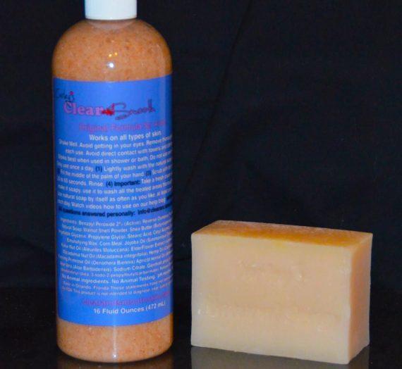 Skin Treatment – Cleanser