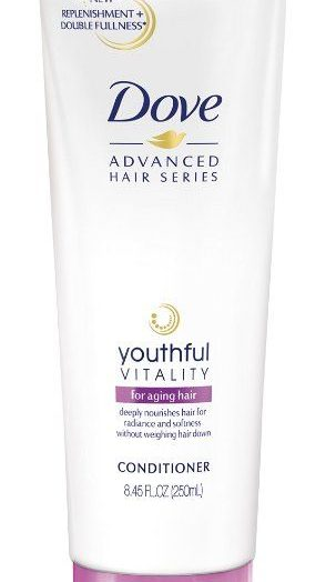 youthful vitality for aging hair