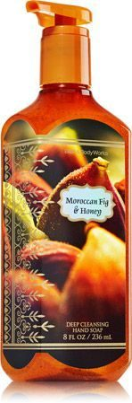 Moroccan Fig and Honey Antibacterial Hand Soap