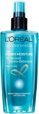 Power Moisture 10 Second Hydra-Detangler