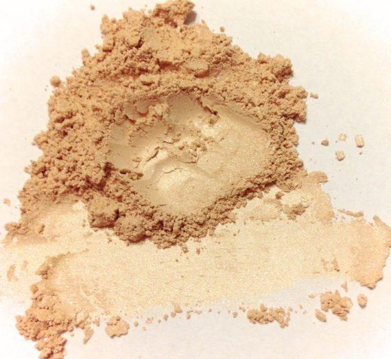 LittleStuff4u Nude Peach Mineral Face Color