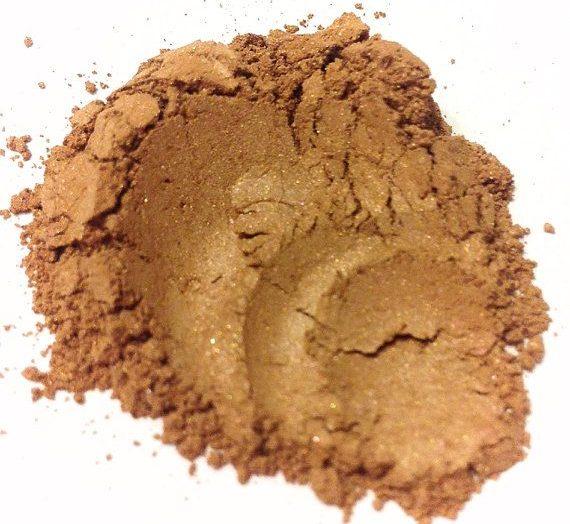 LittleStuff4u Sunkist Mineral Face Color