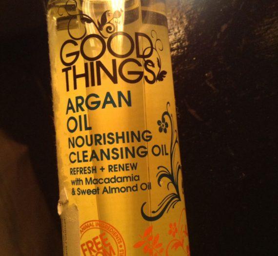 Good Things Cleansing Oil