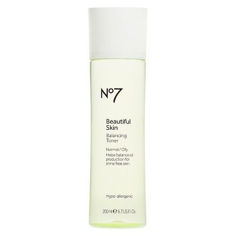 No7 Beautiful Skin Balancing Toner